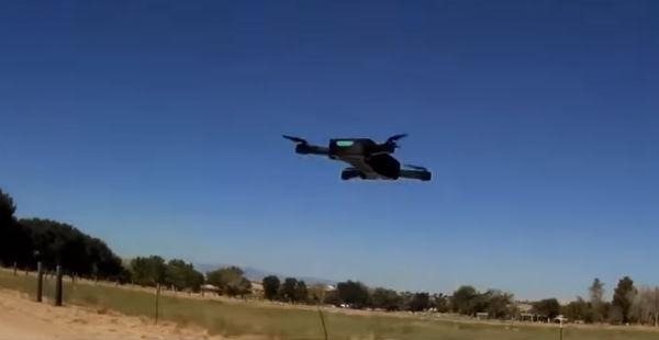 Drone 720X é bom