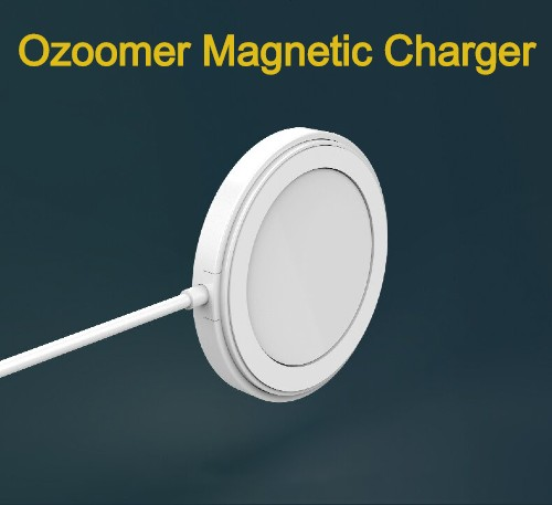 Ozoomer Magnetic Wireless Charger