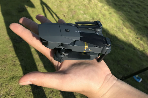 drone x pro funciona