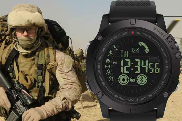 tac25 militaire montre