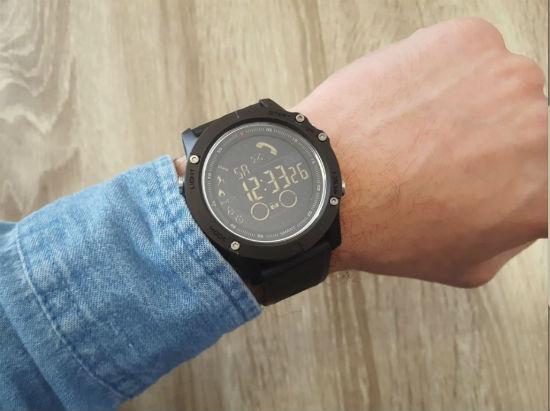 tac25 militaire smartwatch