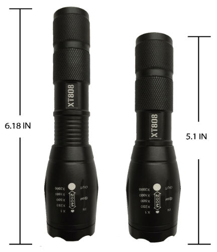 xt808 flashlight